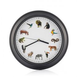 ceas de perete cu sunete de animale 1