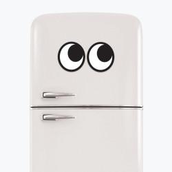 "Ochi magnetici pentru frigider ""Googly Eyes"""