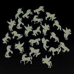Stickere luminoase unicorn