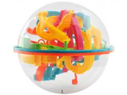 Joc labirint 3D multicolor