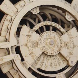 puzzle 3d din lemn calendar perpetuu 5