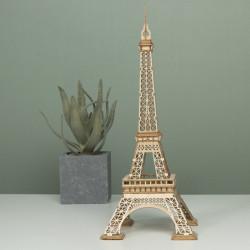 Puzzle 3D din lemn Turnul Eiffel 1