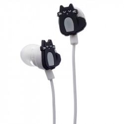 Casti pisica neagra