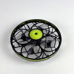 drona verde controlata prin senzori de miscare 2