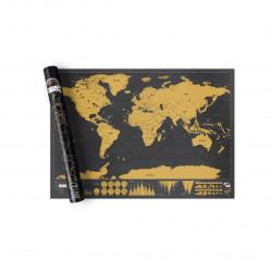 Harta razuibila a lumii Editia Deluxe Luckies 2