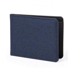 Portcard RFID albastru