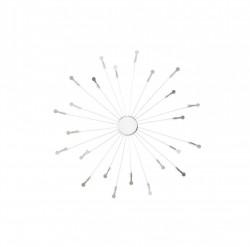 Rama foto magnetica cu 24 de clipsuri 1