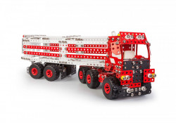 Set constructie Camion Premium 10 in 1 Pro, 1141 piese