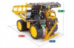 Set constructie Skip 7 in 1 Pro, 705 piese dimensiuni