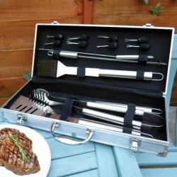 Set ustensile gratar Professional BBQ