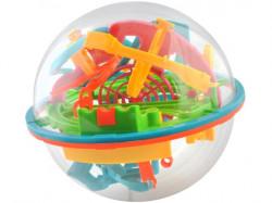 Joc labirint 3D multicolor 3