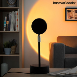 Lampa cu proiectie Apus de soare