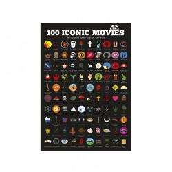 Poster razuibil 100 filme celebre