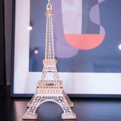 Puzzle 3D din lemn Turnul Eiffel 2
