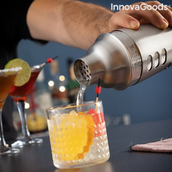 cocktail shaker din inox cu retete 6