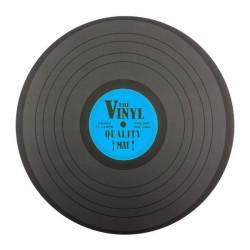 Suport farfurii Disc Retro albastru