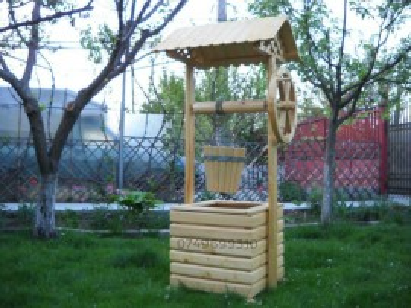 Poze Fantana din lemn luxury