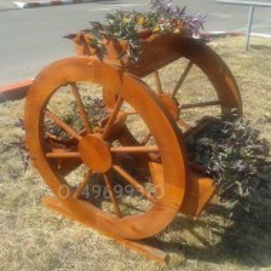 Roati de caruta pentru flori