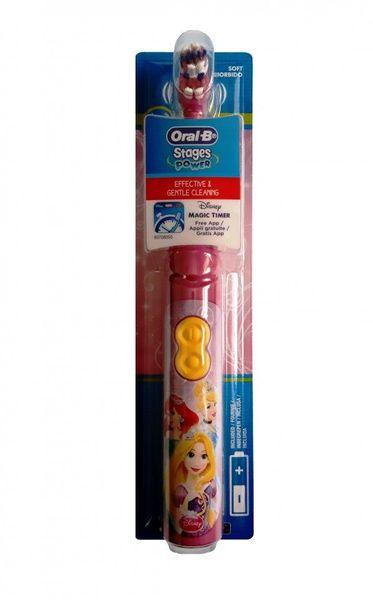 ORAL-B Stages Power DB3.010, PRINCESS, periuta de dinti cu baterie, pt copii