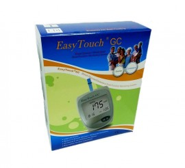 Poze EasyTouch GC - glicemie si colesterol