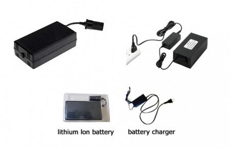 Poze LOVEGO LG2 Baterie Lithium 14.8V reincarcabila, cu incarcator, autonomie cca 2ore
