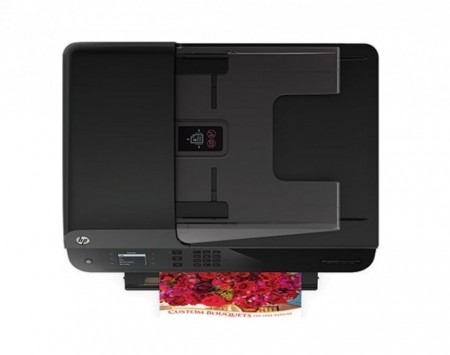 Poze Multifunctional HP DeskJet Ink Advantage 4645 e-All-in-One, Fax, Duplex, ADF, Wireless, A4