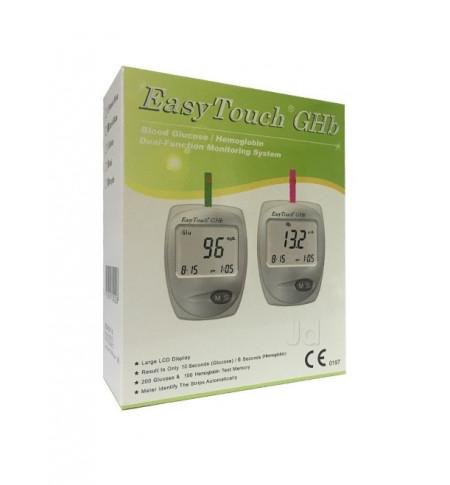 Poze EasyTouch GH - analizor pentru glicemie si hemoglobina
