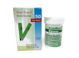 Poze EASYTOUCH - Teste glicemie 50buc/cutie