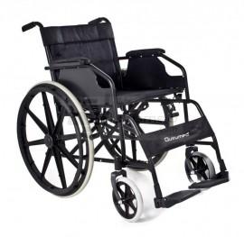 Poze QMED 183-868B-46 - Scaun cu rotile, pliabil si auto propulsabil