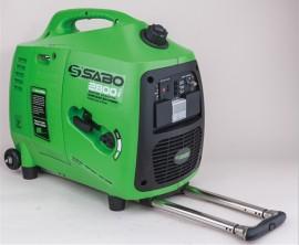 Poze SABO GT-2800ie - generator de curent monofazat, digital, insonorizat, 3kW