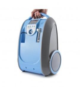 Poze LOVEGO LG-101B Generator / Concentrator de oxigen cu acumulator ~1h, pt casa si masina