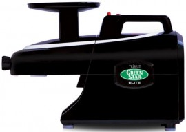 Poze GSE-5010-F- Storcator Green Star Elite negru