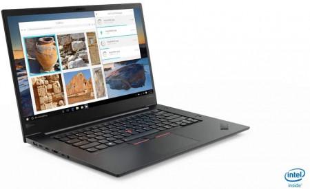 "Poze Lenovo ThinkPad X1 EXTREME 2nd Gen Core™ i7-9850H 2.6GHz 512GB SSD 16GB 15.6"" (1920x1080) BT WIN10 Pro Webcam NVIDIA® GTX 1650 Max-Q 4096MB Backlit Keyboard FP Reader .7"" thin, 3.76 lbs."