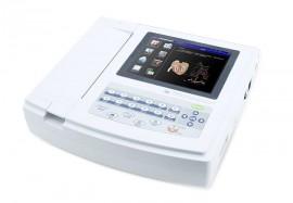 Poze ECG1200G - electrocardiograf 12 canale, profesional, printare termica, ecran LCD