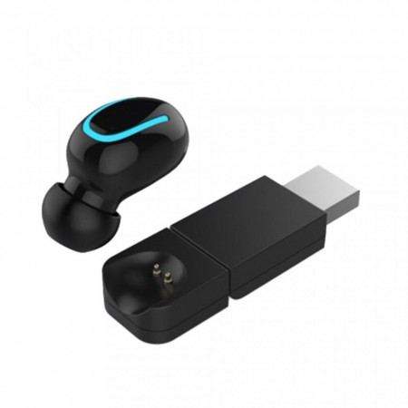 Poze HBQ-Q13s Casca bluetooth cu suport USB, V4.2+EDR, convorbiri si muzica
