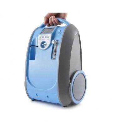 Poze LOVEGO LG-101B+ Generator / Concentrator de oxigen cu acumulator ~2.5h, pt casa si masina