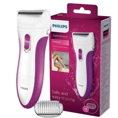 Poze PHILIPS HP6341/02 SatinShave - apart de ras pentru femei, wet and dry