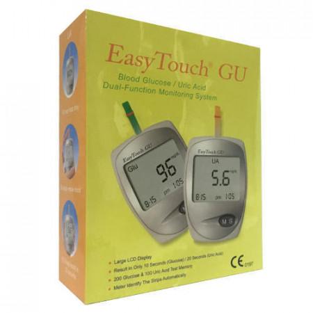 Poze EasyTouch GU - analizor pentru glicemie si acid uric