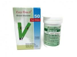 100buc Teste glicemie EASYTOUCH