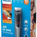 PHILIPS MULTIGROOM Series 3000 MG3722 / 33 - aparat de tuns parul si barba, 9in1, multifunctional, reincarcabil