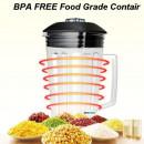 BIOLOMIX D6300 - Blender profesional, motor 3CP, max 45'000 rot/min,BPA free, 2L