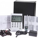 MH8001- Aparat  combo TENS si EMS profesional, 4 canale, 50 programe (45 preprogramate)