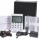 MH8001- Aparat  combo TENS si EMS profesional, 4 canale, 50 programe (45 preprogramate)