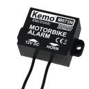 KEMO-M073N Alarma moto, eficienta, usor de montat
