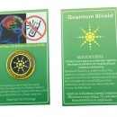 JIAVO GOLD Plasture / sticker antiradiatii