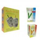 EasyTouch GU + 50 teste glicemie + 25 teste acid uric