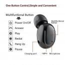 HBQ-Q13s Casca bluetooth cu suport USB, V4.2+EDR, convorbiri si muzica