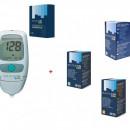 MULTICARE-IN + 50 teste glicemie + 25 teste colesterol + 25 teste trigliceride