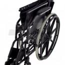 QMED 183-868B-46 - Scaun cu rotile, pliabil si auto propulsabil