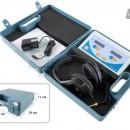 QMED-9910 Audiometru profesional, afisaj digital, cu buton de raspuns pacient